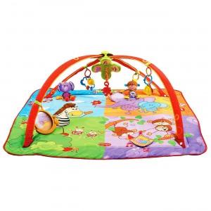 Развивающий коврик Разноцветное Сафари