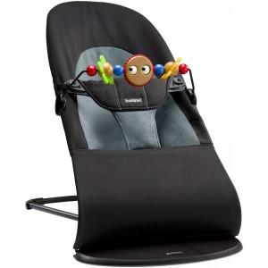 Кресло-шезлонг Babybjorn с игровой дугой
