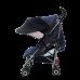 Дополнительный солнцезащитный козырек для коляски