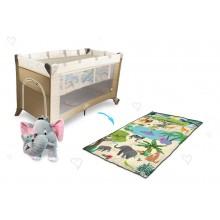 Mанеж-кровать sweet baby intelletto 5 в 1
